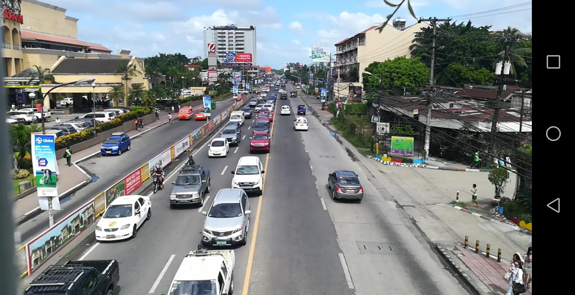 Lacson traffic